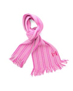 Pink Icon Scarf