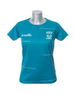 2020 Ladies Teal T-Shirt