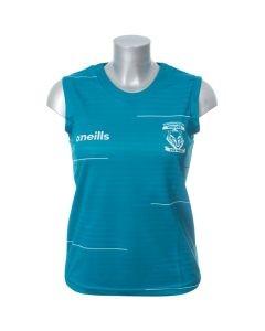 2020 Ladies Teal Vest