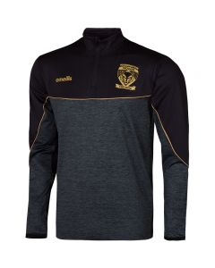 2020 Black/Gold 1/2 Zip