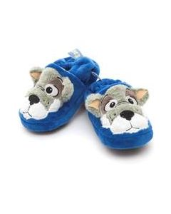 Child Wolfie Slippers L